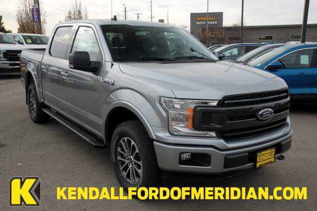2020 F-150 SuperCrew Cab 4x4, Pickup #RN20489 - photo 1