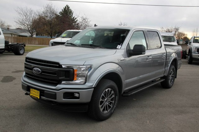2020 F-150 SuperCrew Cab 4x4, Pickup #RN20489 - photo 5