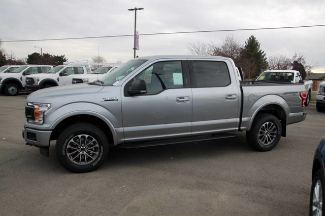 2020 F-150 SuperCrew Cab 4x4, Pickup #RN20489 - photo 6