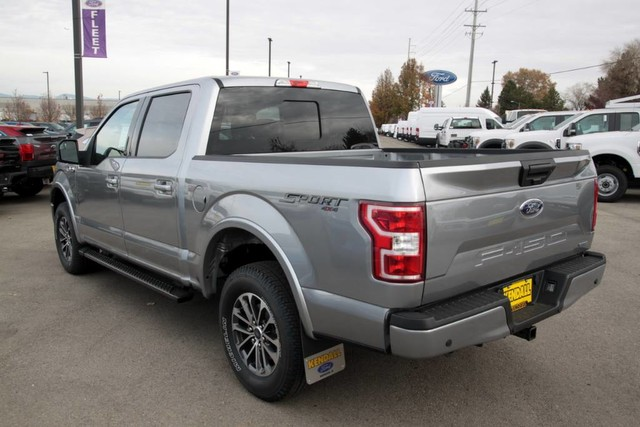 2020 F-150 SuperCrew Cab 4x4, Pickup #RN20489 - photo 7