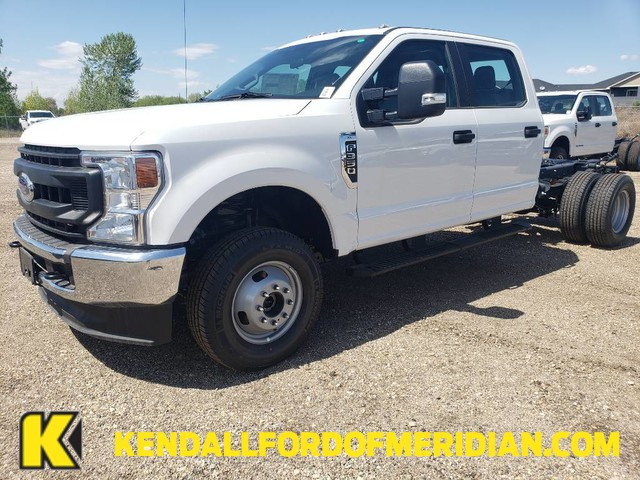 2020 Ford F-350 Crew Cab DRW 4x4, Cab Chassis #RN20551 - photo 1