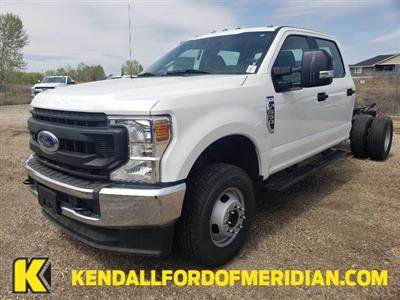 2020 Ford F-350 Crew Cab DRW 4x4, Cab Chassis #RN20552 - photo 1