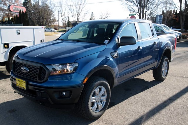 2019 Ranger SuperCrew Cab 4x4, Pickup #RN20554 - photo 5