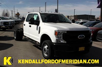 2020 F-350 Crew Cab DRW 4x4, Cab Chassis #RN20556 - photo 1