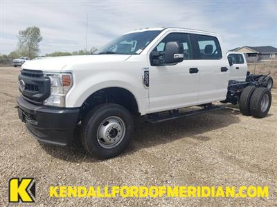2020 Ford F-350 Crew Cab DRW 4x4, Cab Chassis #RN20557 - photo 1