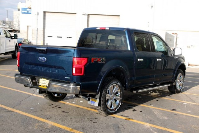 2020 Ford F-150 SuperCrew Cab 4x4, Pickup #RN20563 - photo 1
