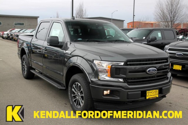 2020 F-150 SuperCrew Cab 4x4, Pickup #RN20619 - photo 1