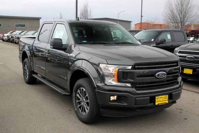 2020 F-150 SuperCrew Cab 4x4, Pickup #RN20619 - photo 3