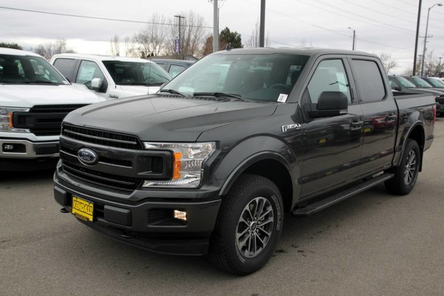 2020 F-150 SuperCrew Cab 4x4, Pickup #RN20619 - photo 5