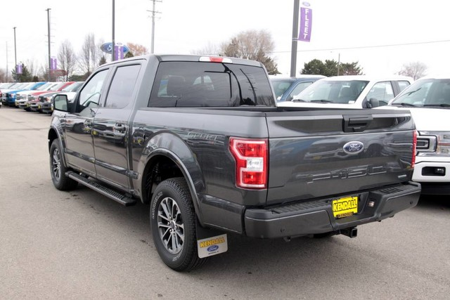 2020 F-150 SuperCrew Cab 4x4, Pickup #RN20619 - photo 7