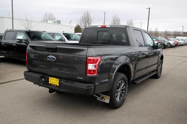 2020 F-150 SuperCrew Cab 4x4, Pickup #RN20619 - photo 2