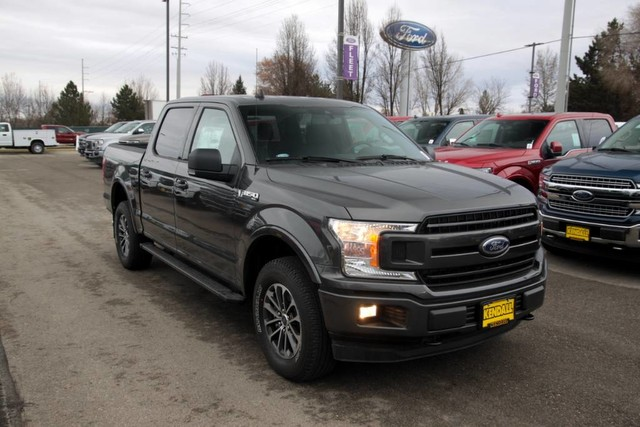 2020 F-150 SuperCrew Cab 4x4, Pickup #RN20621 - photo 3