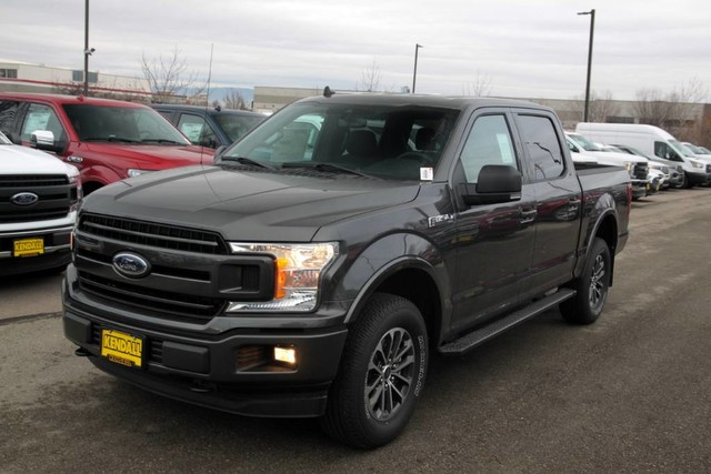 2020 F-150 SuperCrew Cab 4x4, Pickup #RN20621 - photo 5