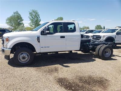 2020 Ford F-350 Super Cab DRW 4x4, Cab Chassis #RN20639 - photo 2