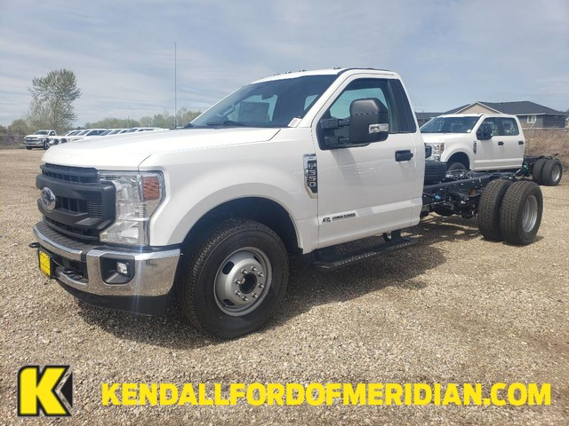 2020 Ford F-350 Regular Cab DRW RWD, Cab Chassis #RN20645 - photo 1