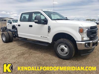 2020 Ford F-350 Crew Cab DRW 4x4, Cab Chassis #RN20648 - photo 1