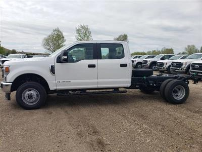 2020 Ford F-350 Crew Cab DRW 4x4, Cab Chassis #RN20649 - photo 2
