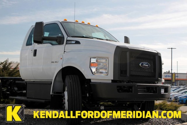 2019 Ford F-650 Super Cab DRW RWD, Cab Chassis #RN20650 - photo 1