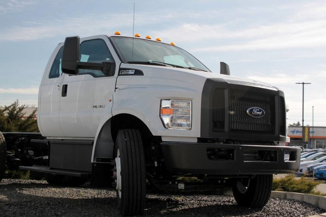 2019 Ford F-650 Super Cab DRW RWD, Cab Chassis #RN20650 - photo 3