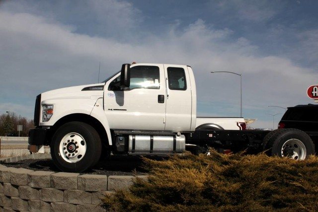 2019 Ford F-650 Super Cab DRW RWD, Cab Chassis #RN20650 - photo 6