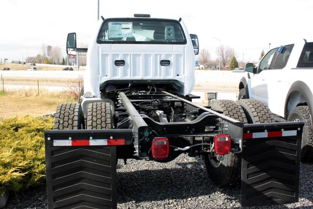 2019 Ford F-650 Super Cab DRW RWD, Cab Chassis #RN20650 - photo 8