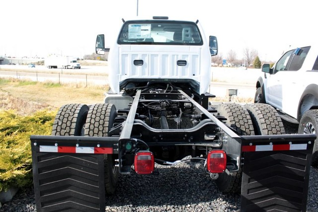 2019 Ford F-650 Super Cab DRW RWD, Cab Chassis #RN20650 - photo 9