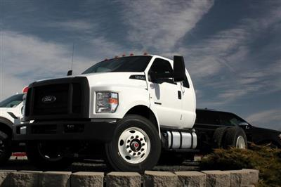 2019 Ford F-650 Super Cab DRW RWD, Cab Chassis #RN20650 - photo 5