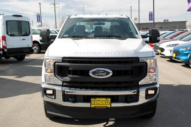 2020 Ford F-350 Crew Cab DRW 4x4, Cab Chassis #RN20679 - photo 4