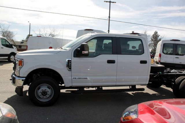 2020 Ford F-350 Crew Cab DRW 4x4, Cab Chassis #RN20679 - photo 6