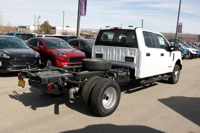 2020 Ford F-350 Crew Cab DRW 4x4, Cab Chassis #RN20679 - photo 2