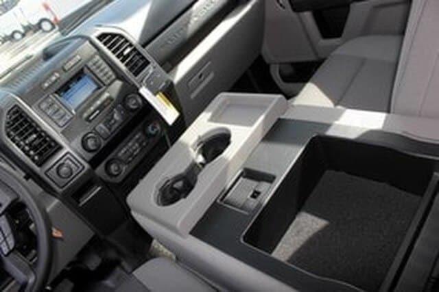 2020 Ford F-350 Crew Cab DRW 4x4, Platform Body #RN20679 - photo 5