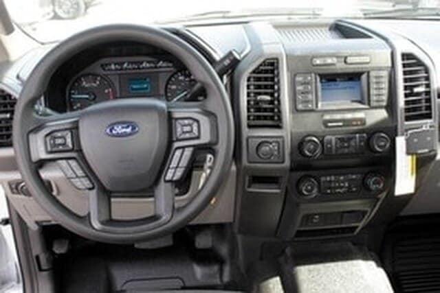 2020 Ford F-350 Crew Cab DRW 4x4, Platform Body #RN20679 - photo 6