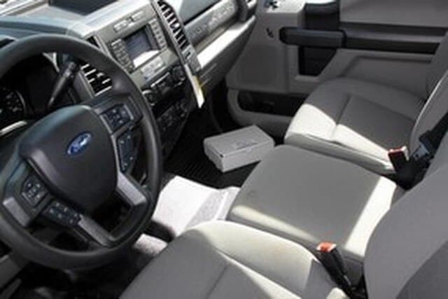 2020 Ford F-350 Crew Cab DRW 4x4, Platform Body #RN20679 - photo 8