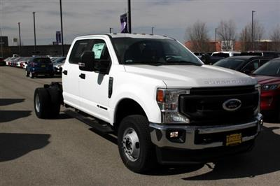 2020 Ford F-350 Crew Cab DRW 4x4, Cab Chassis #RN20679 - photo 3