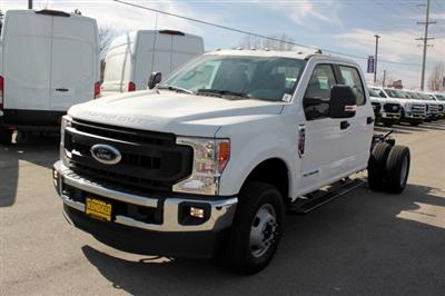 2020 Ford F-350 Crew Cab DRW 4x4, Cab Chassis #RN20679 - photo 5
