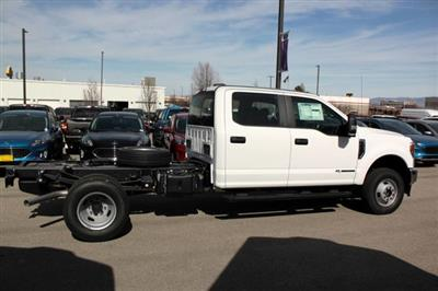 2020 Ford F-350 Crew Cab DRW 4x4, Cab Chassis #RN20679 - photo 9