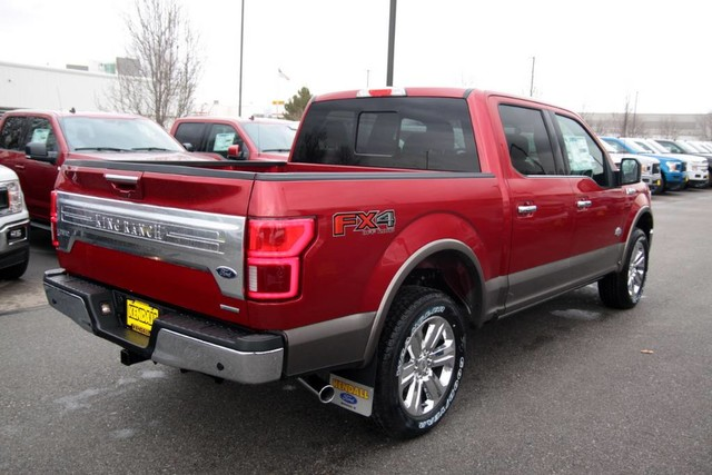 2020 F-150 SuperCrew Cab 4x4, Pickup #RN20691 - photo 1