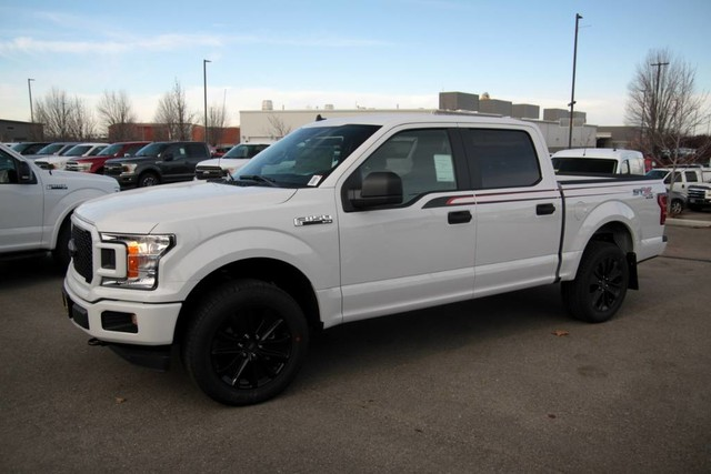 2020 F-150 SuperCrew Cab 4x4, Pickup #RN20696 - photo 6