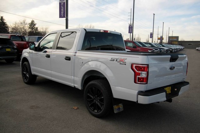 2020 F-150 SuperCrew Cab 4x4, Pickup #RN20696 - photo 7