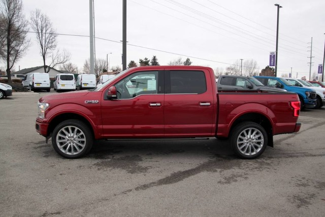 2020 F-150 SuperCrew Cab 4x4, Pickup #RN20723 - photo 6