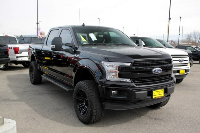 2020 F-150 SuperCrew Cab 4x4, Pickup #RN20730 - photo 3