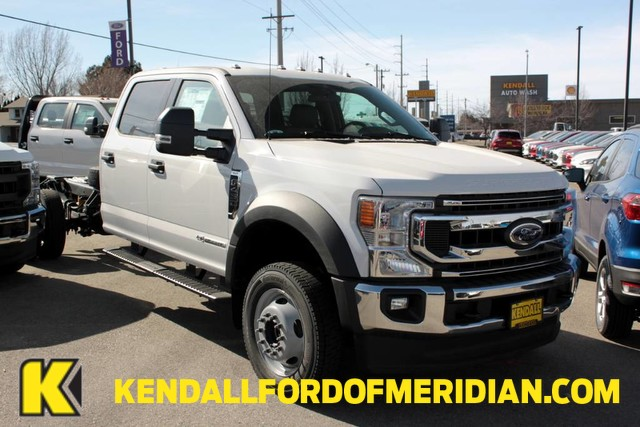 2020 F-450 Crew Cab DRW 4x4, Cab Chassis #RN20745 - photo 1
