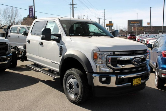 2020 Ford F-450 Crew Cab DRW 4x4, Cab Chassis #RN20745 - photo 3
