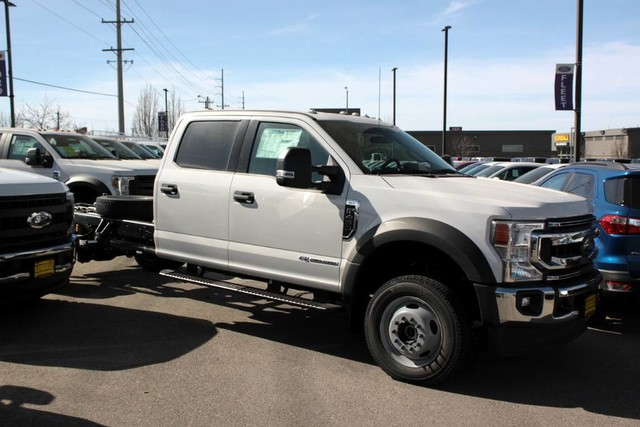 2020 Ford F-450 Crew Cab DRW 4x4, Cab Chassis #RN20745 - photo 8