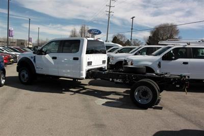 2020 Ford F-450 Crew Cab DRW 4x4, Cab Chassis #RN20745 - photo 5