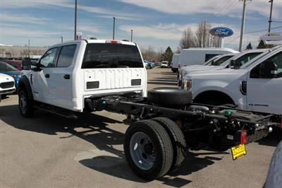 2020 Ford F-450 Crew Cab DRW 4x4, Cab Chassis #RN20745 - photo 6
