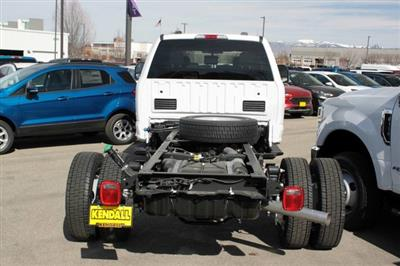 2020 Ford F-450 Crew Cab DRW 4x4, Cab Chassis #RN20745 - photo 7