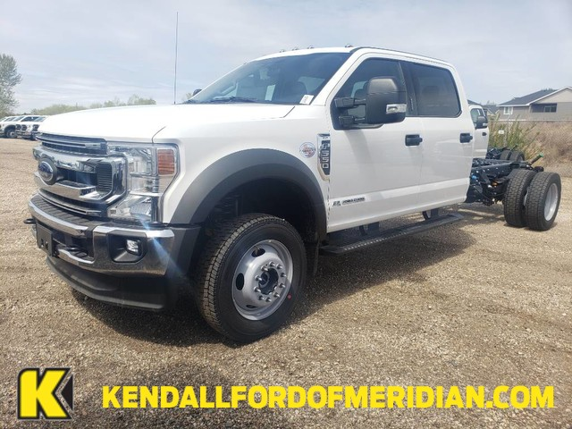 2020 Ford F-550 Crew Cab DRW 4x4, Cab Chassis #RN20746 - photo 1