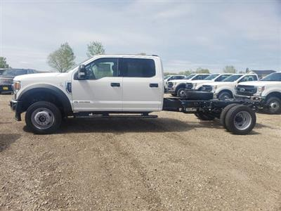 2020 Ford F-550 Crew Cab DRW 4x4, Cab Chassis #RN20746 - photo 2