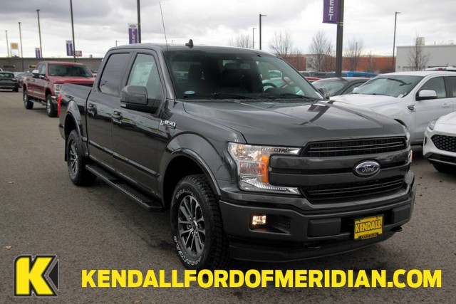2020 F-150 SuperCrew Cab 4x4, Pickup #RN20756 - photo 1